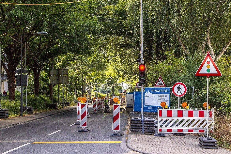 Verkehrsabsicherung Köln